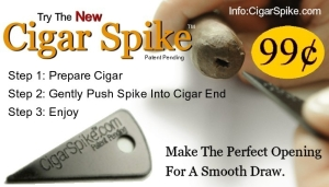 Interview: Bryan Peruski of Cigar Spike